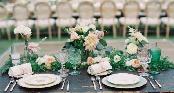 Ambientación para una boda única!