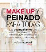 Vale Mazzoni Make Up