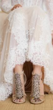 Imagen 1 de Consejos acerca de los zapatos de novia