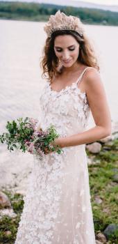 Imagen 1 de Consejos para elegir la tela del vestido por Sole Silva
