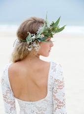 Imagen 1 de Definiendo el peinado de novia