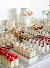Imagen 1 de El momento dulce del casamiento