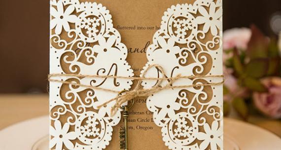 Invitaciones de Casamiento: La primera impresión de lo que vendrá.