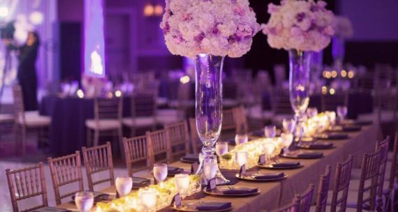 Salones de Hotel para Casamientos únicos!