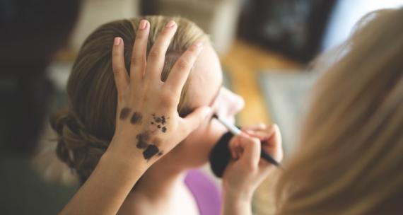 Tips para el maquillaje de la Novia!