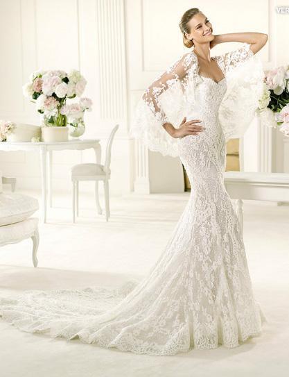 Disenadores de vestidos de novia internacionales