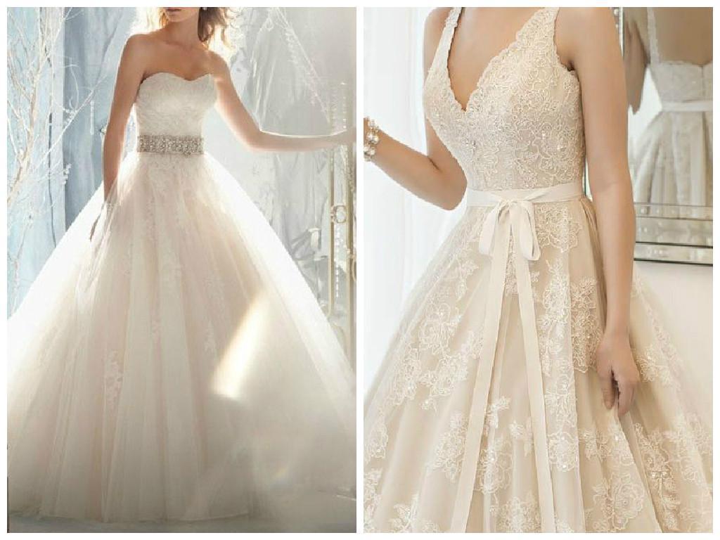 Vestidos de novia civil en once
